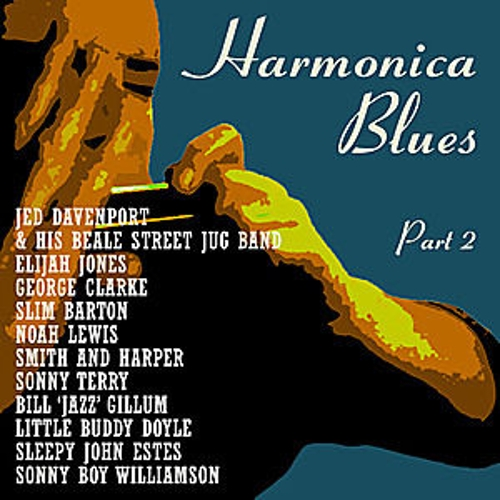 Harmonica Blues  Vol 2 by Various Artists