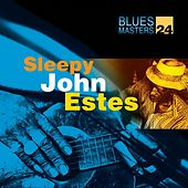 Blues Masters Vol. 24 by Sleepy John Estes