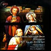 Johann Sebastian Bach: Cantatas, BWV 62, 45, 192 & 140 by Publick Musick Choir