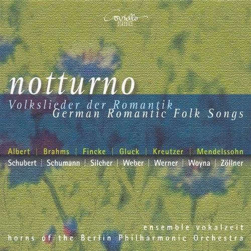 Vocal Music (German) - Weber, C.M. Von / Schumann, R. / Mendelssohn, Felix / Schubert, F. / Silcher, F. / Gluck, F. by Berlin Philharmonic Orchestra