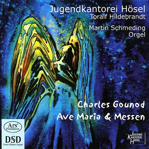 Gounod, C.-F.: Messe Breve No. 7 Aux Chapelles / Mass in B Flat Major / Mass No. 2 / Ave Maria by Martin Schmeding