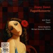 Bassoon Recital: Gower, Jane - Danzi, F. (Forgotten Treasures, Vol. 2) by Various Artists