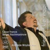 Franck, C.: Violin Sonata (Arr. for Cello and Piano) / Rachmaninov, S: Cello Sonata by Friedrich Kleinhapl