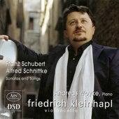 Cello Recital: Kleinhapl, Friedrich - Schubert, F. / Schnittke, A. by Friedrich Kleinhapl