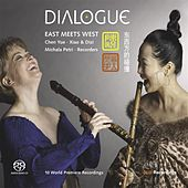 Chamber Music for Xiao and Recorder (Dialogue: East Meets West) by Michala Petri