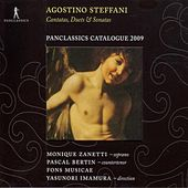 Steffani, A.: Cantatas, Duets and Sonatas by Various Artists