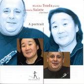 Clarinet Recital: Saiote, Antonio - Bartok, B. / Benjamin, A. / Yoshimatsu, T. / Lampart, Z. / Widor, C.-M. / Lapa, F. by Antonio Saiote