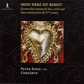 Bruhns, N.: Mein Herz Ist Bereit / Tunder, F.: Canzona in G Major / Krieger, J.P.: Fantasia in C Major by Various Artists