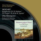 Mozart Symphonies 29, 35, 38, 39, 40 & 41 by Various Artists