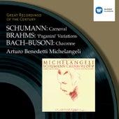 Piano Recital by Arturo Benedetti Michelangeli