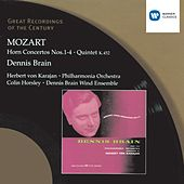 Mozart: Horn Concertos/ Quintet, K. 452 by Various Artists