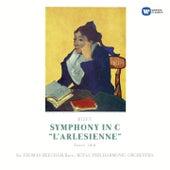 Bizet: Symphony in C/L'Arlésienne Suites 1 & 2 by Various Artists