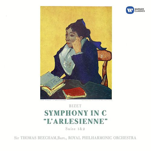 Bizet: Symphony in C/L'Arlésienne Suites 1 & 2 by Various Artists