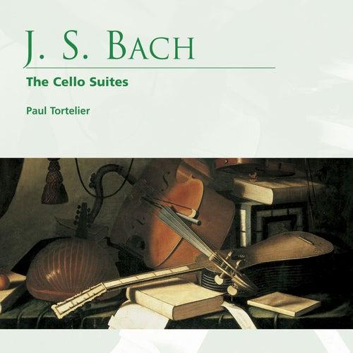 J. S. Bach: The Cello Suites by Paul Tortelier