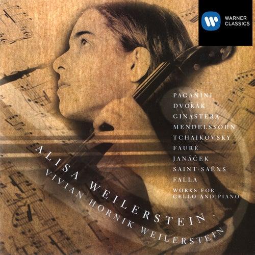 Cello Recital by Vivian Hornik Weilerstein