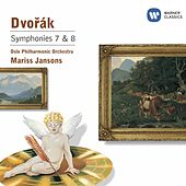 Dvorák: Symphony Nos 7 & 8 by Various Artists