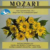 Mozart:  Concertos for Violin and Orchestra by Various Artists
