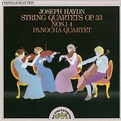 Haydn: String Quartets by Panocha Quartet