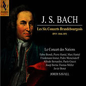 Bach: Brandeburg Concertos by Jordi Savall