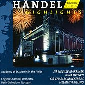 Handel Highlights by Various Artists