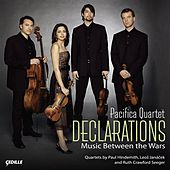 Crawford / Hindemith / Janacek: String Quartets by Pacifica Quartet