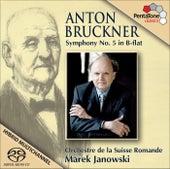 Bruckner: Symphony No. 5 by Marek Janowski