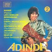 Indonesian Love Songs (Adinda) Vol. 2 by Various Artists