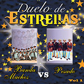 Pesado vs Banda Machos Vol. 1 by Various Artists
