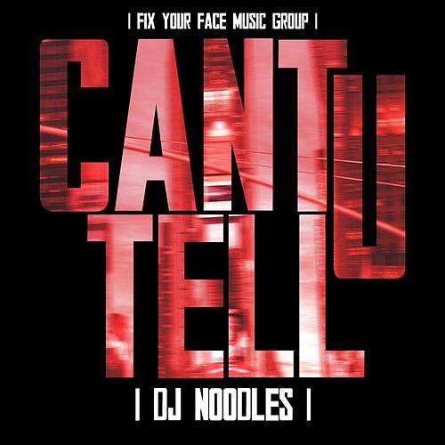 Can't U Tell by DJ Noodles