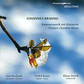 Brahms, J.: Trio in A Minor, Op. 114 / Clarinet Sonata No. 1 by Jost Michaels