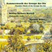 Honegger, A.: Cello Sonatina / Poulenc, F.: Cello Sonata / Milhaud, D.: Cello Sonata, Op. 377 (Chamber Music of the Groupe Des Six) by Mathias Weber