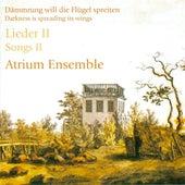 Vocal Music - Hauptmann, M. / Wolf, H. / Schumann, R. / Mendelssohn, Felix / Silcher, F. / Gluck, F. / Strubbe, A. by Atrium Ensemble