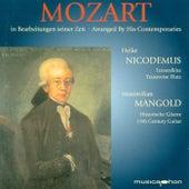 Flute and Guitar Recital: Nicodemus, Heike / Mangold, Maximilian - Mozart, W.A. / Carulli, F. / Sor, F. by Maximilian Mangold
