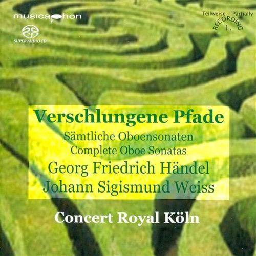 Oboe Recital: Schroter, Karla - Handel, G.F. / Weiss, J.S. by Rainer Johannsen