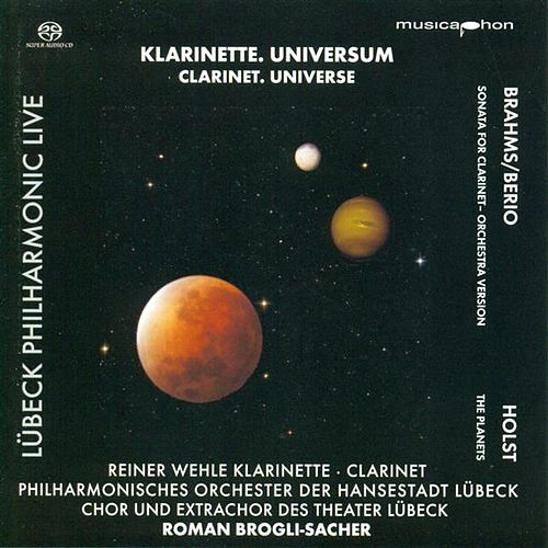 Brahms, J.: Clarinet Sonata No. 1 / Holst, G.: The Planets by Various Artists