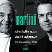 Martinu, B.: Piano Concertos Nos. 2 and 4, etc. by Vladimir Ashkenazy