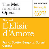 Donizetti: L Elisir d'Amore (February 19, 1972) by Various Artists