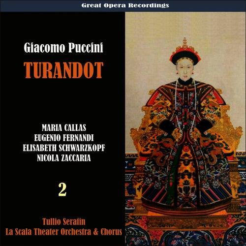 Puccini: Turandot [1957], Vol. 2 by Tullio Serafin