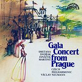 Smetana / Dvorak / Janacek / Martinu:  Gala Concert from Prague by Czech Philharmonic Orchestra