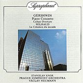 Gershwin:  Piano Concerto, Cuban Overture / Milhaud:  La Création du monde. Ballet Music, Op. 81 by Various Artists