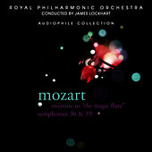 Mozart: Symphonies No. 36 & 39, Overture to The Magic Flute by Royal Philharmonic Orchestra