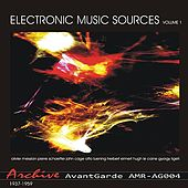 Electronic Music Sources Volume 1 by Various Artists