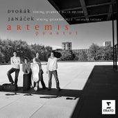 Dvorak Janacek String Quartets by Artemis Quartet