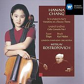 Works for Cello and Orchestra by Han-na Chang