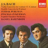 Bach: Violin Concertos/ Double Concerto by Various Artists