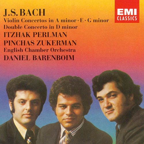 Bach: Violin Concertos/ Double Concerto by Various Artists