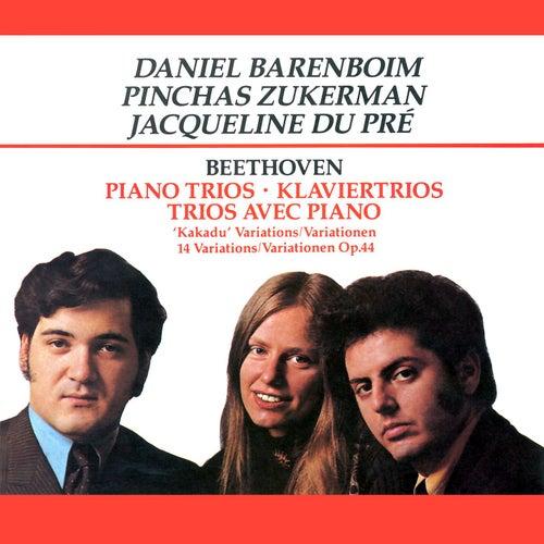 Beethoven: Piano Trios by Pinchas Zukerman