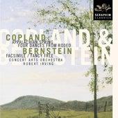 Copland & Bernstein: American Ballet by Concert Arts Orchestra