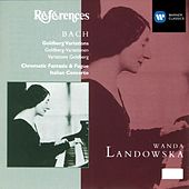 Bach: Goldberg Variations etc. by Wanda Landowska