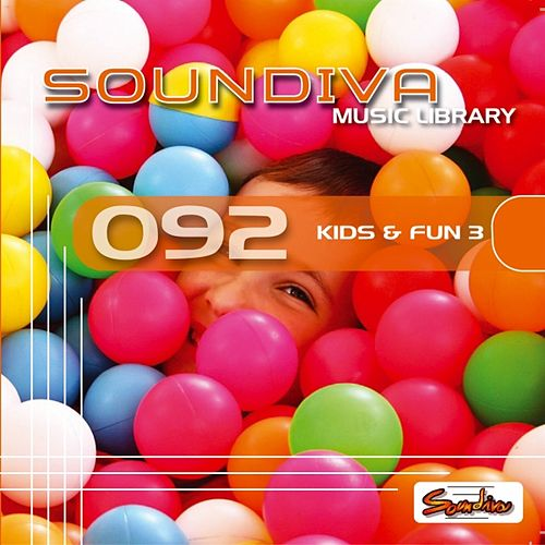 Kids & Fun 3 by Various Artists